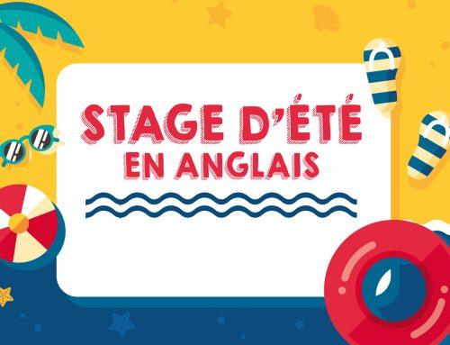 STAGES D'ÉTÉ